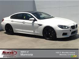 2015 BMW M6 Gran Coupe in Alpine White - 467544   RareSpeed.com