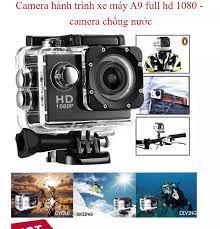 XẢ HÀNG ] Camera hành trình 2.0 FULL HD 1080P Cam A9 - Camera hành trình  mini chống