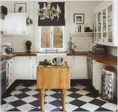 Kitchen Floor Tiles Black And White Around Checkerboard Floors Throughout Impressive Ideas
