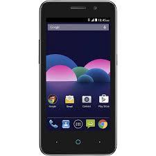 Amazon T mobile Prepaid ZTE Obsidian 4G LTE Smartphone 4GB