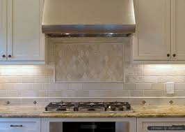 Tile Backsplashes With Granite Countertops Inspiration Gold Granite Ivory Travertine Backsplash Tile From Backsplash