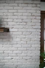 How To Whitewash Brick How To Whitewash A Brick Fireplace Run To Radiance