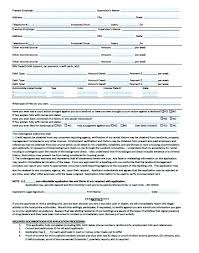 Free House Rental Application Form Template – Mklaw