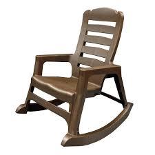 semco patio rocking chair resin outdoor