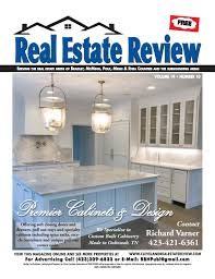 Real Estate Review Volume 19, Number 10 by RBH Publishing - issuu