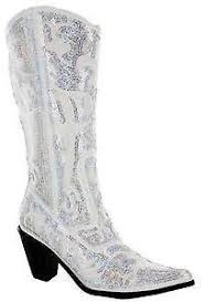 wedding boots ebay Wedding Boots Black wedding cowboy boots wedding shoes block heel
