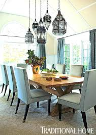 typical height pendant light over bar standard chandelier dining table home design above pub