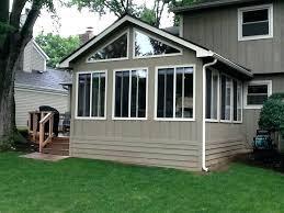 how much does a sunroom cost. 4 Season Sunrooms Cost How Much Does A Sunroom