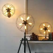 edison style floor lamp style floor lamp fan light brief lamp vintage bulb lamp antique retro