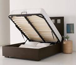 Best storage bed Storage Ottoman Weve Always Kept Our Eyes Peeled For The Best Storage Beds And Here Are Designs New To The Market All Under 1500 Apartment Therapy New Inexpensive Storage Beds Apartment Therapy