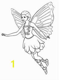Flying Fairy Coloring Pages Zabelyesayancom