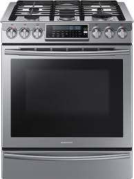 stove samsung. samsung - 5.8 cu. ft. self-cleaning slide-in gas convection range stove i