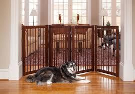 freestanding pet gate