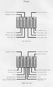 vw wiring diagrams fuse block diagram 1950 1953 barndoor