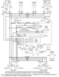 ezgo workhorse wiring diagram ezgo wiring diagrams