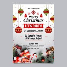 Christmas Flyer Templates Christmas Poster Vectors Photos And Psd Files Free Download