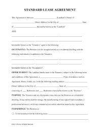 Printable Rental Agreement Template Free Printable Rental Lease Agreement Templates Vastuuonminun