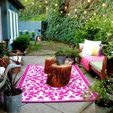 outdoor area rugs picture for backyard