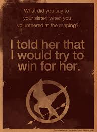 Hunger Games Quotes Classy The Hunger Games Quote By The Quotes Project