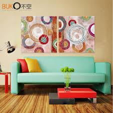 Paintings For The Living Room Living Room Muya Modern Paintings Acrylic Picture Astract
