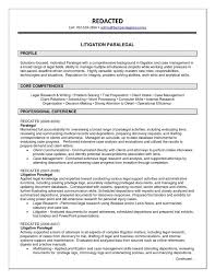 Immigration Paralegal Resume Sample Best of Paralegal Resume Sample Ip Litigation Resumes Samples And Get