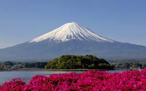 Mt. Fuji, Japan, landscape, Mount Fuji ...