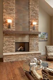 Building A Stone Veneer Fireplace Tips For Design Decisions Austin Stone Fireplace
