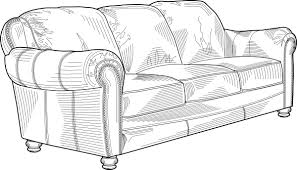 couch clipart black and white.  Couch Download This Image As In Couch Clipart Black And White N