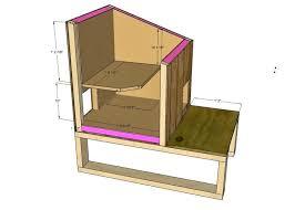 cat tree house plans design designs best ideas on diy latest