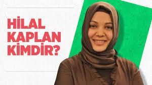 HİLAL KAPLAN KİMDİR? #HilalKaplan - YouTube