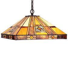 tiffany style pendant light. CHLOE Lighting ELY Tiffany-style 2 Light Hanging Pendant Fixture Tiffany Style