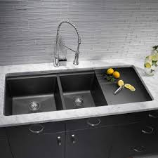 Stainless Steel Sink Plug Hole The Terrific Amazing Kitchen Sink