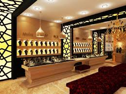 Jewelry Store Interior Design Plans