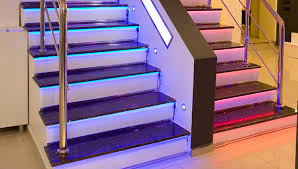 staircase led lighting. last day enter to win a 1000 prize in lighten up an led lighting design competition elemental led staircase u2013 inhabitat green innovation n