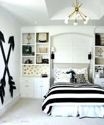 Teenage Childrens Bedroom Furniture Kids Furniture Black Teen ...