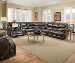 simmons living room furniture. Simmons Upholstery - 50451P-BR DMS Bentley Power Motion Sofa Bingo Brown | Sears Outlet Living Room Furniture