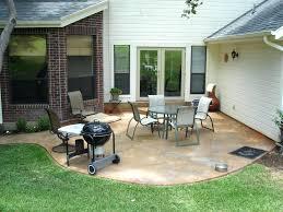 patio shapes lovely patio design backyard concrete patio designs good ideas