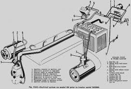 ford starter solenoid wiring diagram database ford tractor starter solenoid wiring