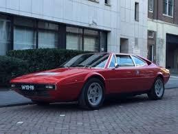 1975 ferrari 208 gt4 rm sotheby's open roads, european summer (2020) lot #219: Lot Art Ferrari 208 Gt4 Dino 2 2 1975