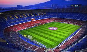 Camp Nou Stadium Seating Chart Camp Nou Tour Barcelona Home Of The Iconic Club Fc Barcelona