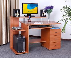 Computer Desk Designs For Home Inspiring goodly Desks Extraordinary Wooden  Style Home Computer Desk Model