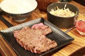 「佰食屋 おろしポン酢ステーキ」の画像検索結果