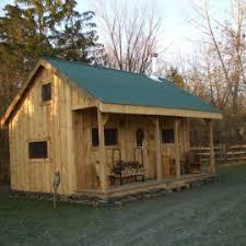 prefab garden office. 16x20 Vermont Cottage Option A Exterior Prefab Garden Office E