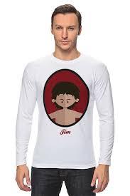 <b>Лонгслив</b> Джим Моррисон (The <b>Doors</b>) #1451883 от trugift по цене ...