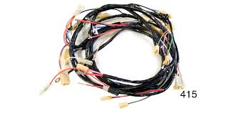 factory fit 1955 chevy under dash wiring harness, includes american autowire wiring harness kit at Factory Fit Wiring Harness