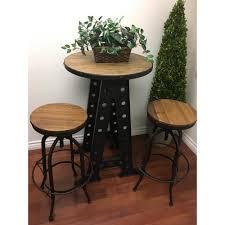wood swivel bar stools. Black Reclaimed Wood Industrial Swivel Bar Stool Stools