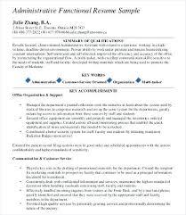 It Professional Resume Sample Administrative Professional