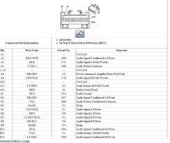 c5 stereo wiring diagram 2003 Gm Radio Wiring Diagram GM Radio Wiring Harness Adapter