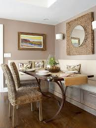 SmallSpace Dining Rooms Better Homes Gardens Interesting Small Space Dining Room