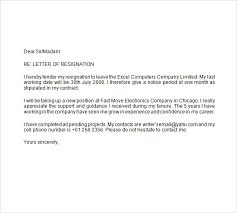 puter pany leave contract resignation letter 2 week notice pdf taking up new position chicago career 1
